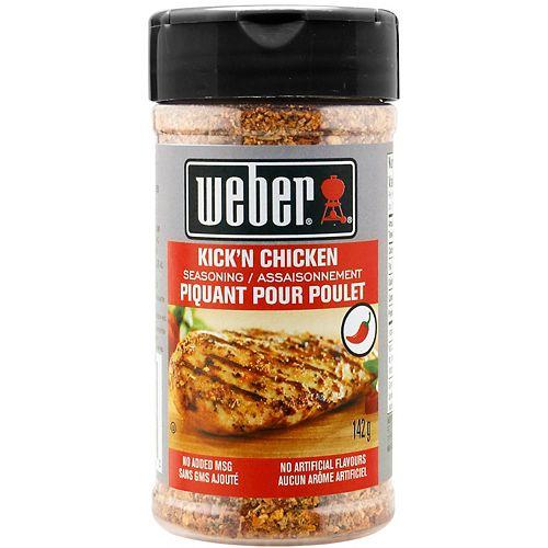 Weber BBQ Seasonings