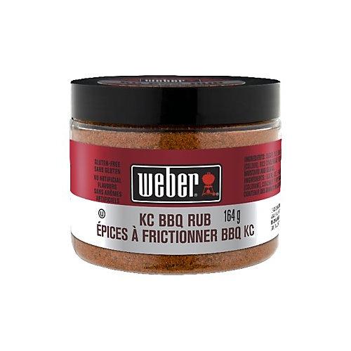 Weber BBQ Rubs