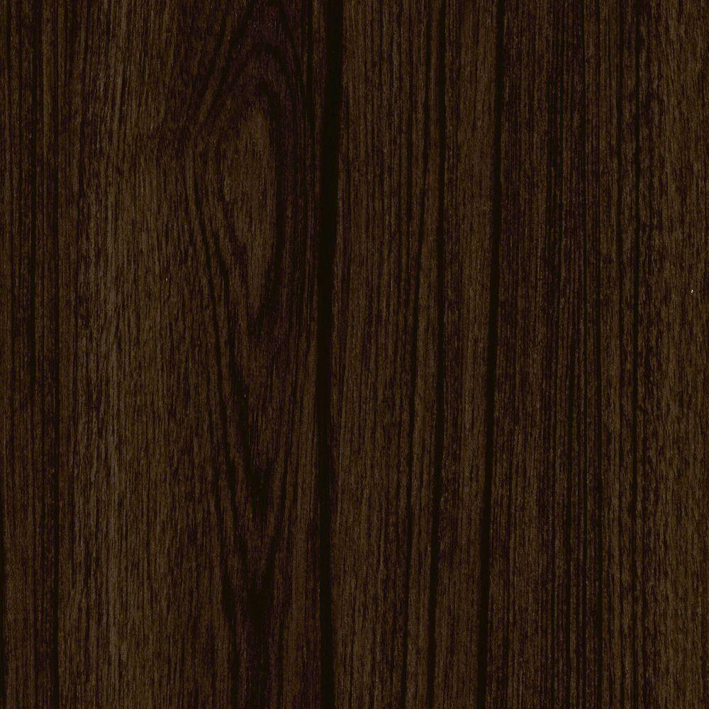 TrafficMASTER 6 in. x 36 in. Iron Wood Luxury Vinyl Plank Flooring (24 sq. ft. / case)