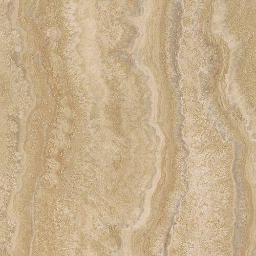 Locking Aegean Travertine Ivory 12-inch x 23.82-inch Luxury Vinyl Tile Flooring (19.8 sq. ft./Case)