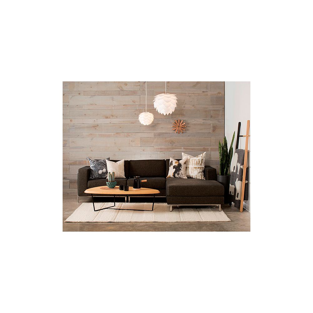 JDIRVING 1-inch x 4-inch x 8 ft. Weathered Grey Kiln-Dried Barn Board