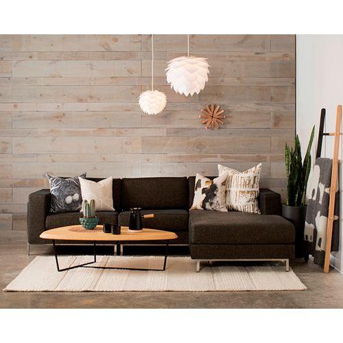 JDIRVING 1-inch x 8-inch x 6 ft. Weathered Grey Kiln-Dried Barn Board