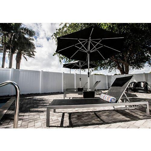 Capri Outdoor Sun Lounger