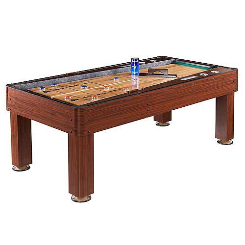 Ricochet 7 ft. Shuffleboard Table