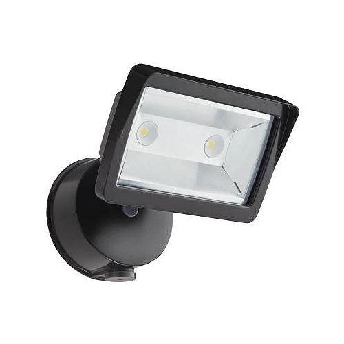Dusk To Dawn Outdoor LED Wall Mount Mini Single Flood Light