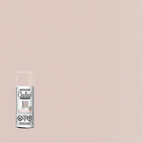 Peinture ultra-mate craquelée rose fard à joues, 340 g en aérosol