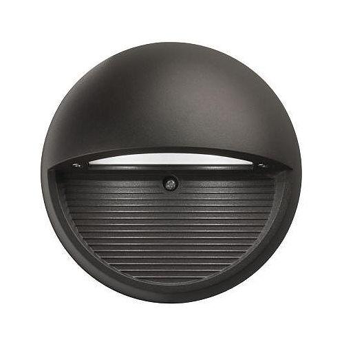 Outdoor / Indoor LED Step Mount Round Light - Bronze