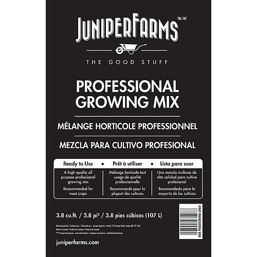 Professional Growing Mix