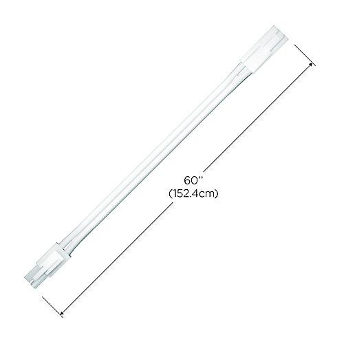 Rallonge de 60 po pour rondelle LED 120 V