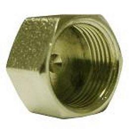 3/8 inch Lead-Free Brass Compression Cap