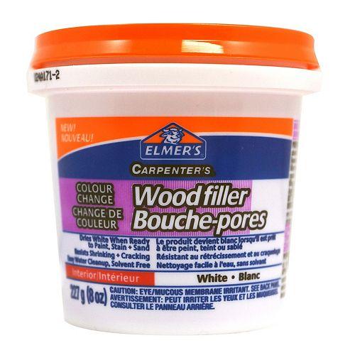 Bouche-pores à couleurs changeantes pour l'intérieur, 227 g, blanc