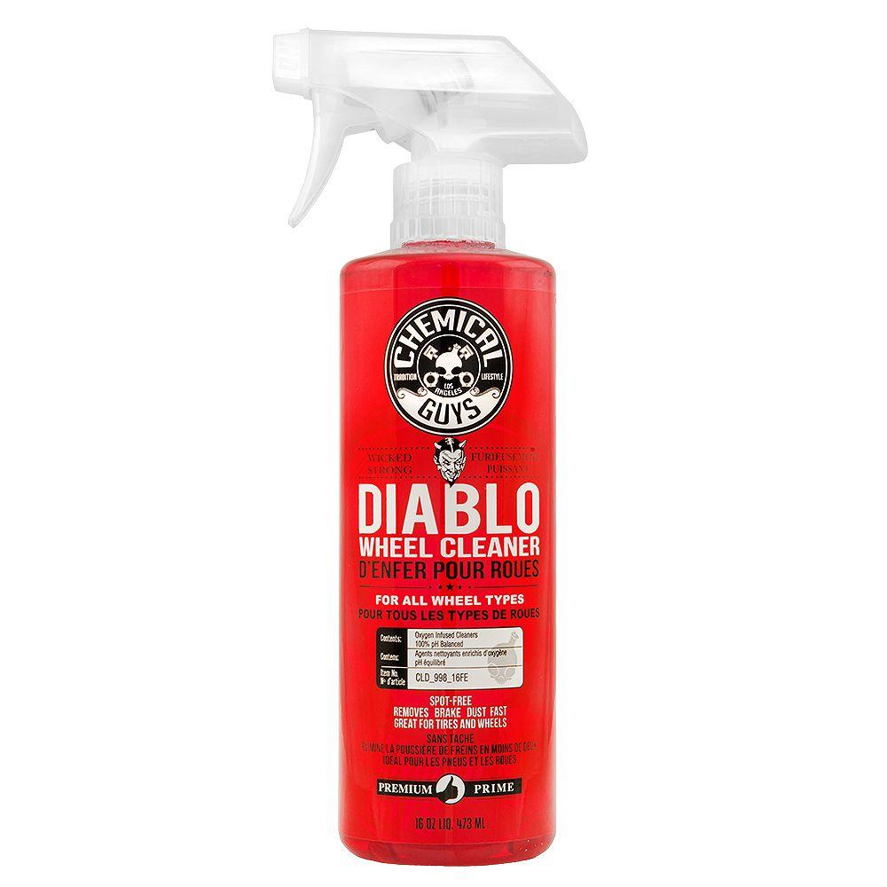 Chemical Guys Diablo Wheel & Rim Cleaner (16oz)