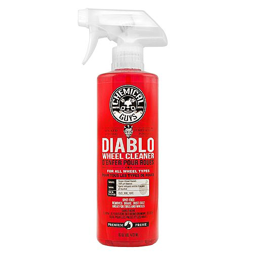 Chemical Guys Diablo Wheel & Rim Cleaner (16oz)