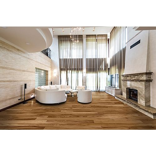 Gordon Acacia 6 1/2-inch W Click Engineered Hardwood Flooring (17.05 sq. ft. / case)