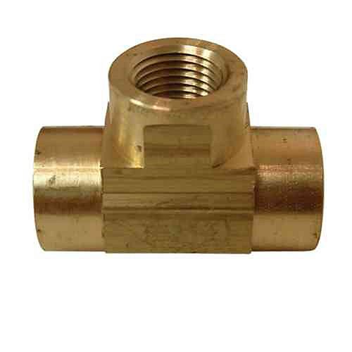Sioux Chief 3/4 inch Lead-Free Cast Brass FIP Tee