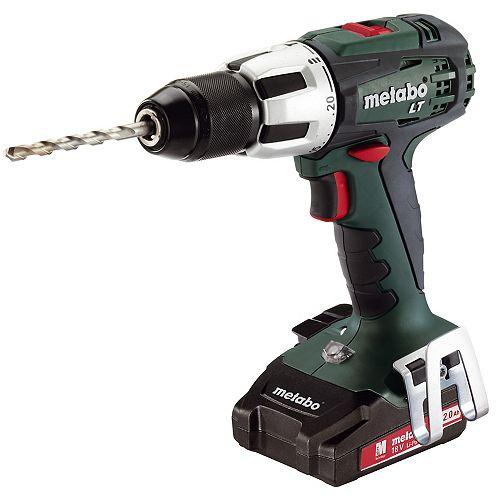 SB18 LT Compact Cordless Hammer Drill/Driver kit 2.0 Ah
