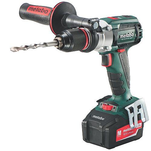 SB18LTXBL Cordless Impuls Hammer Drill 5.2Ah