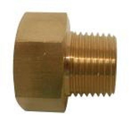 Sioux Chief 3/4 inch x 1/2 inch Lead-Free Brass FGH x MIP Adapter