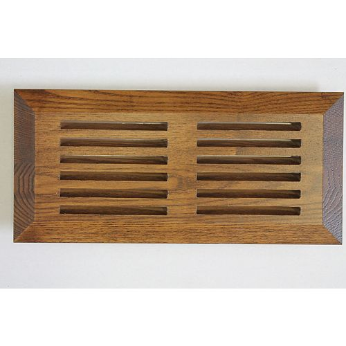 Oldfield Hickory 4x10 top mount vent