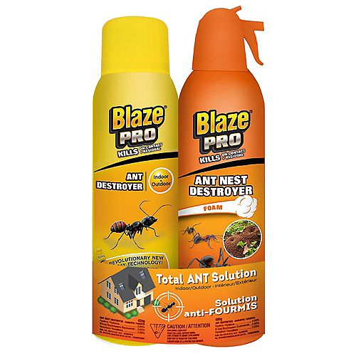 Blaze Pro Total Ant Solution