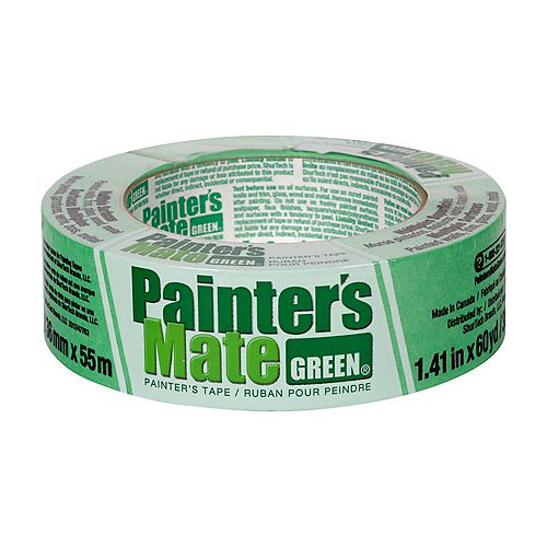 Painter's Tape - Green, 32 pk, 36mm x 55m
