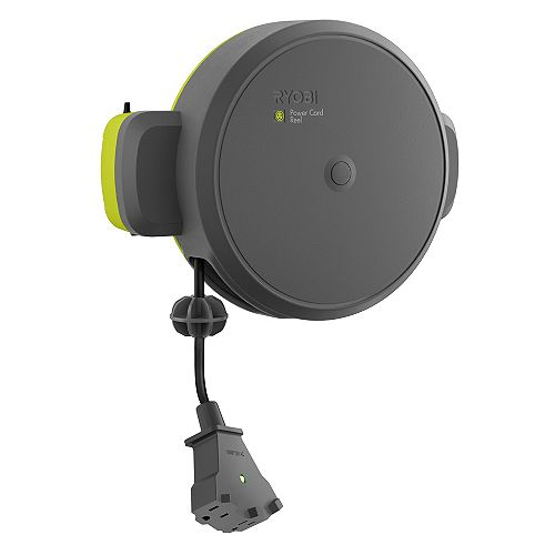 RYOBI Garage Retractable Cord Reel Module