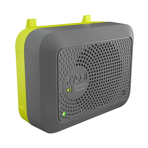 RYOBI Bluetooth Speaker Accessory