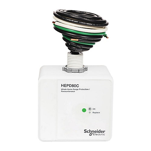 Whole House Surge Home Electronics Protective Device