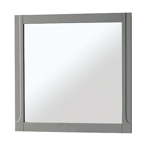 Miroir Cloverton de 71,12 cm (28 po) larg.