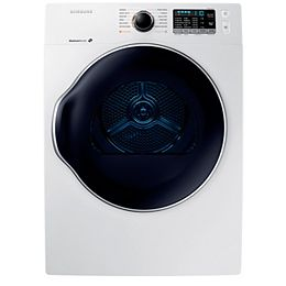 4.0 cu.ft. Compact Front Load Electric Dryer in White