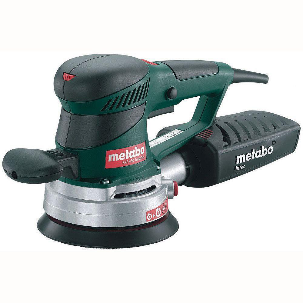 "Metabo SXE450 6"" Turbotec Randem Orbit Sander"