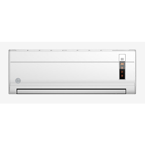 18,000 BTU Ductless Mini Split Air Conditioner with Heat.