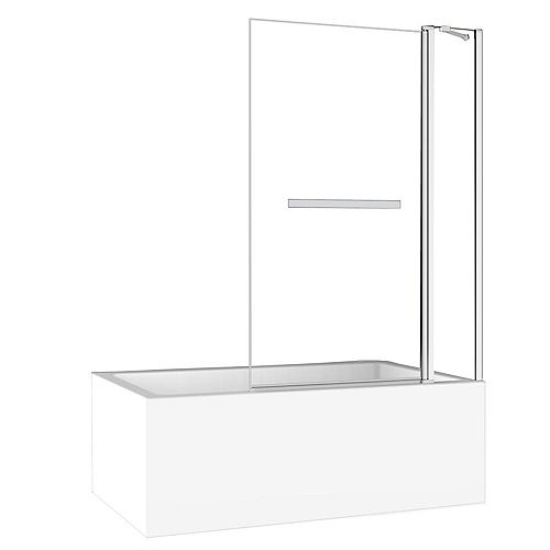 Doca Bath Shield - Two Panel 40 Inch