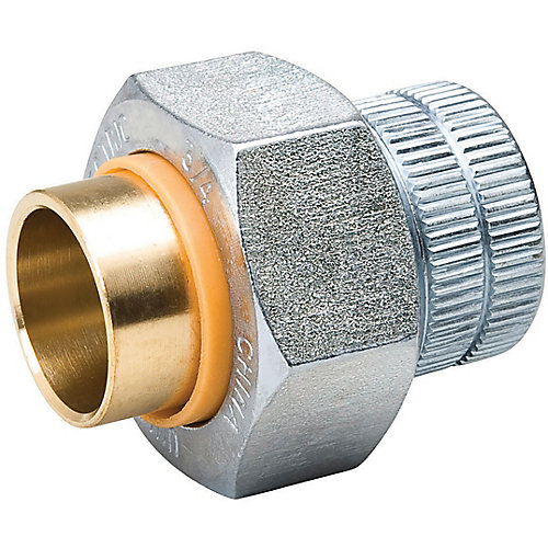 Union DielectricUnion 3/4 po X 3/4po. SWT