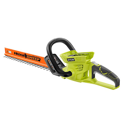 40V Electric Cordless Hedge Trimmer (Tool Only)
