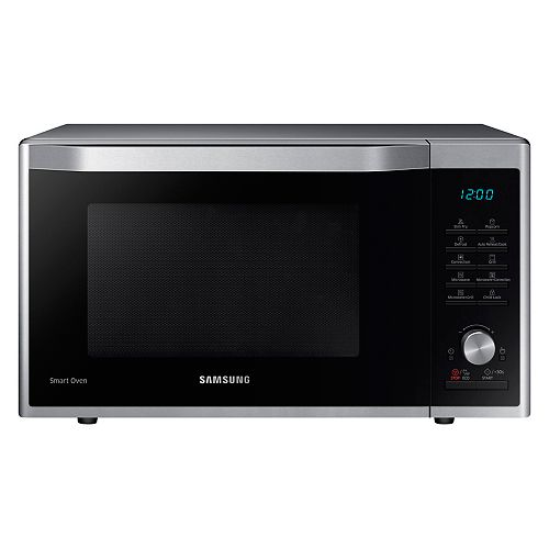 1.1 cu.ft. Countertop Microwave in Stainless Steel