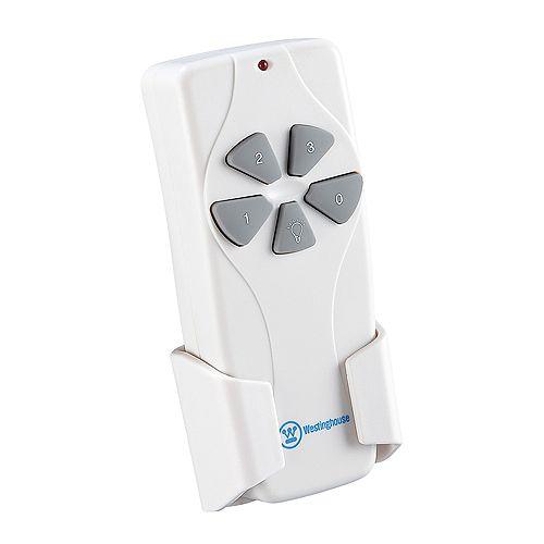 Télécommande pour  lumières et ventilateurs Westinghouse