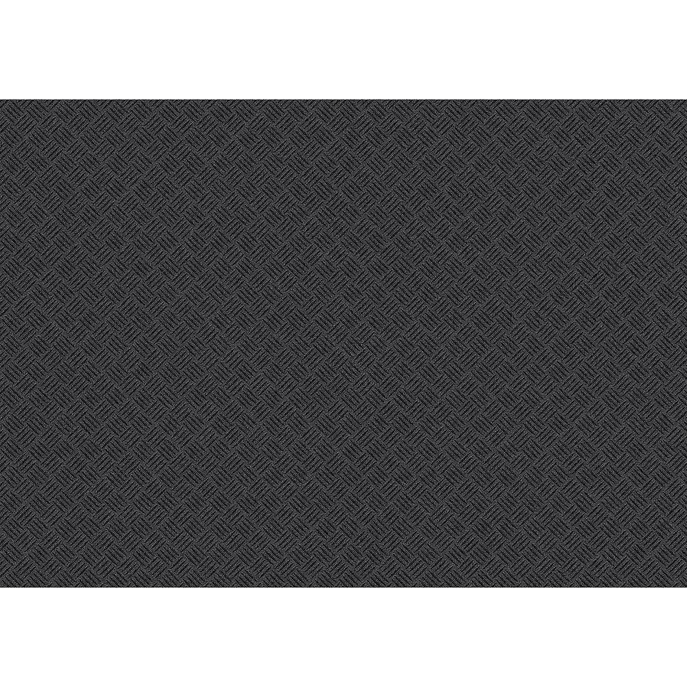 TrafficMASTER Tapis en caoutchouc Extrême de 3 x 4 pi