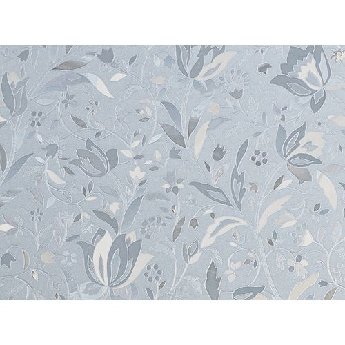 Cut Floral Door Premium Film