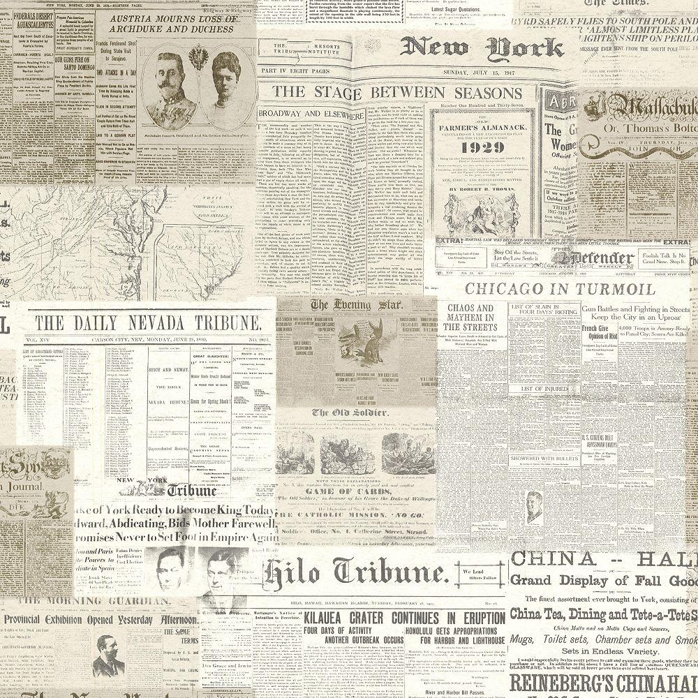 Beacon House Gazette Khaki Vintage ...