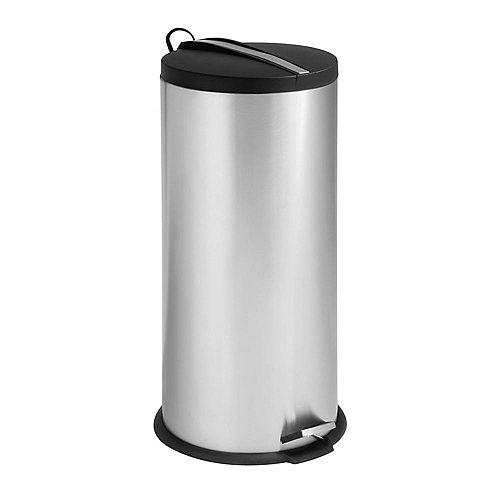 poubelle à pédale de 30L