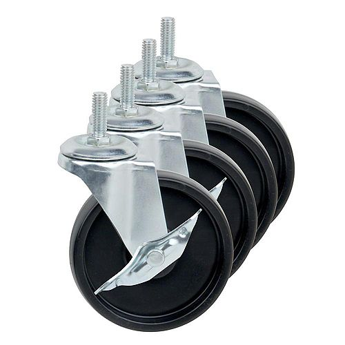 Urban 4-inch Wheels (4-Pack)