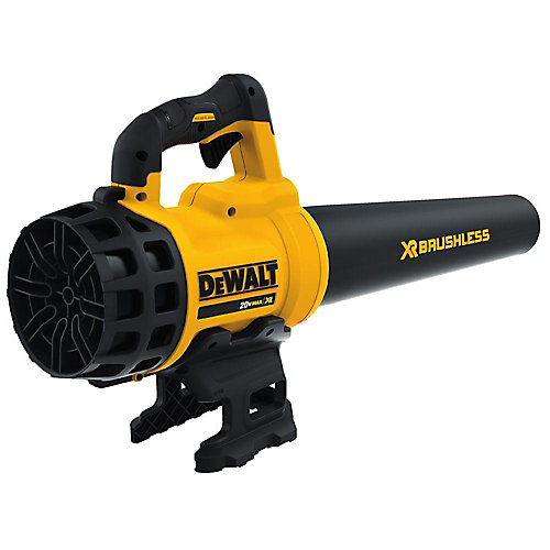 20V MAX Lithium-ion Cordless 90 MPH 400 CFM Handheld Leaf Blower (Tool Only)