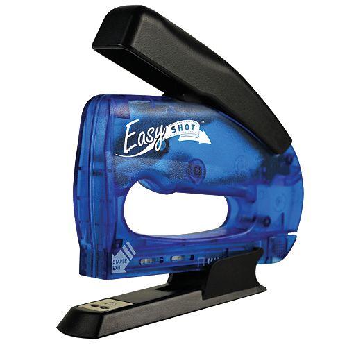 5650DTB-6 Blue Easy Shot Multi-Stapler