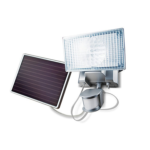 Innovations Solar-Powered 80 LED Security Floodlight - Off White
