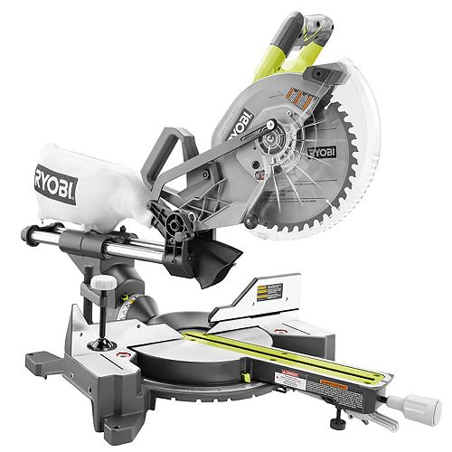 18V ONE+ Brushless Cordless 10-inch Dual Bevel Sliding Mitre Saw (Tool-Only)
