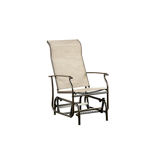 Bahia Patio Rocking Chair in Bronze