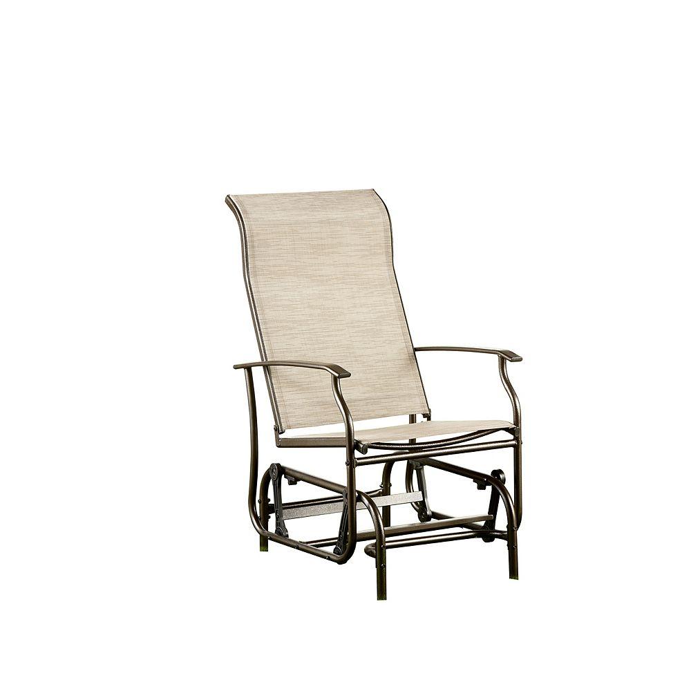 Sojag Bahia Patio Rocking Chair in Bronze