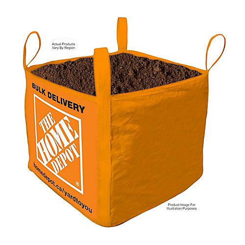 Grading/Topsoil - Bulk Delivered Bag - 1 Cubic Yard