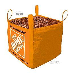 Paillis brun - Sac livré en vrac - 1 verge cube